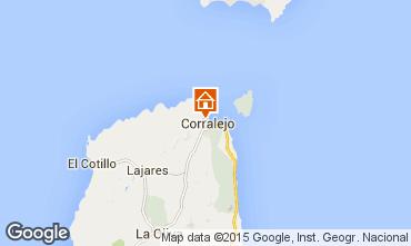Mapa Corralejo Apartamentos 76394