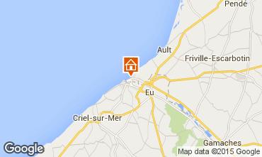 Mapa Mers Les bains Apartamentos 67921