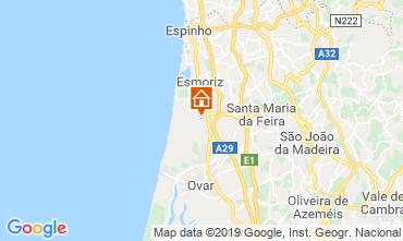 Mapa Espinho Casa 9107