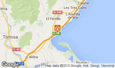 Mapa L'ampolla Vivenda 9907