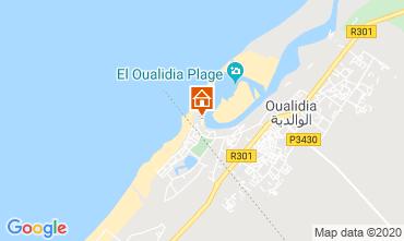 Mapa Oualidia Vivenda 23490