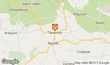 Mapa Barjols Vivenda 53443