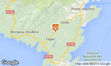 Mapa Bonifacio Vivenda 93044
