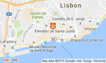 Mapa Vilamoura Casa 37871