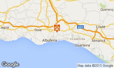 Mapa Albufeira Vivenda 66330