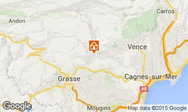 Mapa Cannes Vivenda 92568