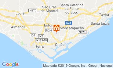 Mapa Olhão Casa 65351
