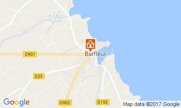 Mapa Barfleur Casa 109463