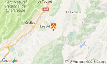 Mapa Les Sept Laux Estúdio 113096