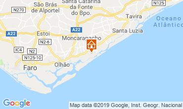 Mapa Fuseta Casa de turismo rural/Casa de campo 118580