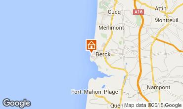 Mapa  Apartamentos 100247