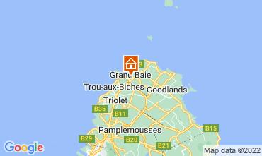 Mapa Grand Baie Vivenda 76883
