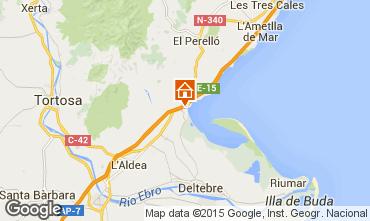 Mapa L'ampolla Vivenda 63018