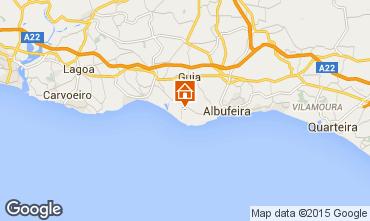 Mapa Albufeira Vivenda 91369
