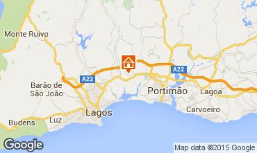 Mapa Portimão Casa 65298