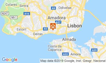 Mapa Lisboa Apartamentos 86633