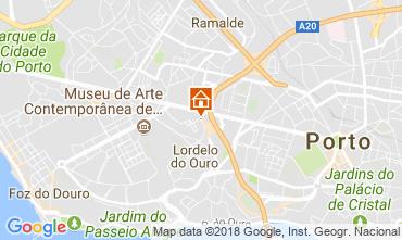 Mapa Porto Apartamentos 113187
