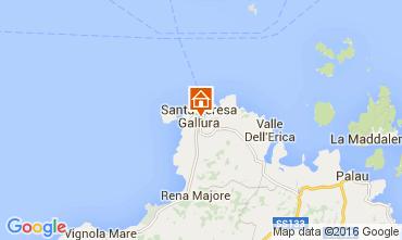 Mapa Santa Teresa di Gallura Apartamentos 99070