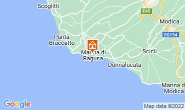 Mapa Marina di Ragusa Apartamentos 92176