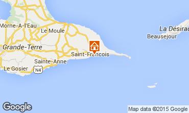 Mapa Saint Francois Apartamentos 87092
