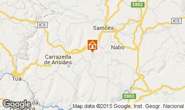Mapa Vila Flor Casa 63161