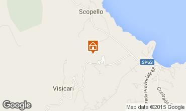 Mapa Scopello Vivenda 58328
