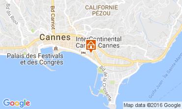 Mapa Cannes Estúdio 87686