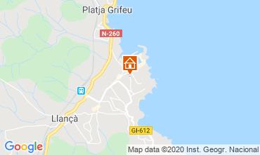 Mapa Llança Casa 115988
