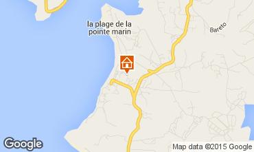 Mapa Sainte Anne (Martinique) Apartamentos 73495