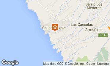 Mapa Callao Salvaje Apartamentos 83106