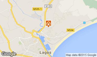 Mapa Lagos Apartamentos 96477
