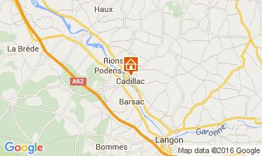 Mapa Bordéus Casa 43881