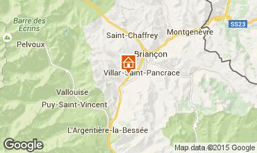Mapa Briançon Estúdio 492
