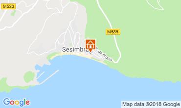 Mapa Sesimbra Est�dio 72351