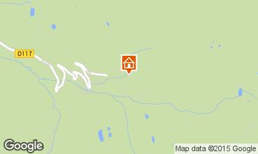 Mapa Val Thorens Estúdio 101421