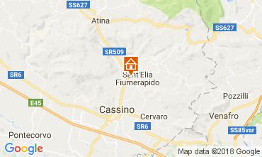 Mapa Cassino Casa 112870