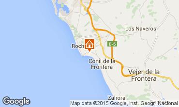 Mapa Conil de la Frontera Vivenda 94898