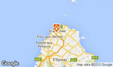 Mapa Grand Baie Apartamentos 55582