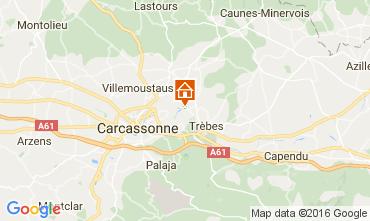 Mapa Carcassonne Casa 85902