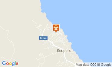 Mapa Scopello Apartamentos 113724