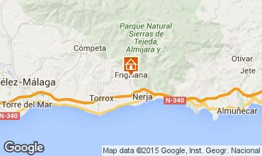Mapa Nerja Casa 11486