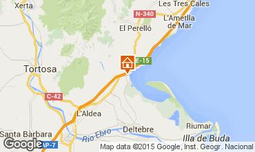 Mapa L'ampolla Vivenda 59145