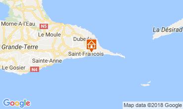 Mapa Saint Francois Apartamentos 114412