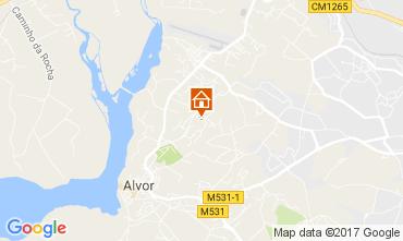 Mapa Alvor Apartamentos 109738