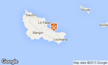 Mapa Locmaria Casa 7305