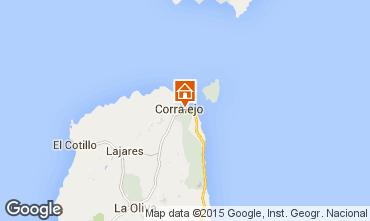 Mapa Corralejo Apartamentos 77969