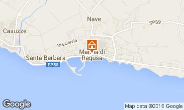Mapa Marina di Ragusa Vivenda 81007