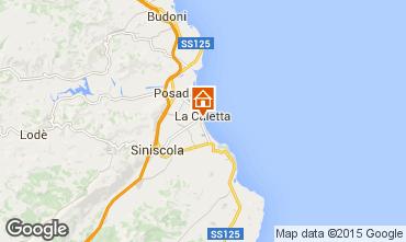 Mapa La Caletta Apartamentos 69208