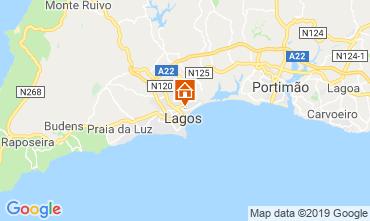 Mapa Lagos Apartamentos 119392