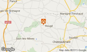 Mapa Nantes Casa de turismo rural/Casa de campo 52600
